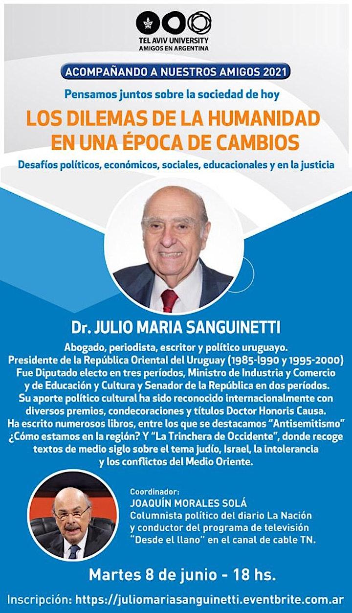 Imagen de Dr. JULIO MARIA SANGUINETTI