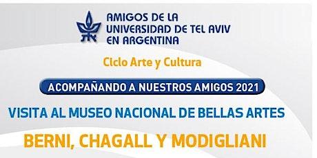 VISITA AL MUSEO NACIONAL DE BELLAS ARTES entradas