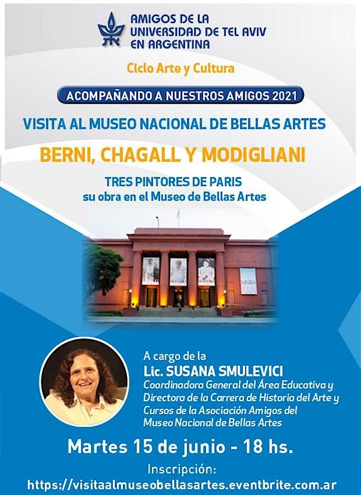 Imagen de VISITA AL MUSEO NACIONAL DE BELLAS ARTES
