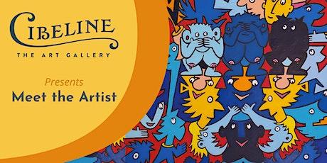 Meet the Artist: Jean Sariano tickets