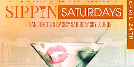 Sippin Saturdays tickets