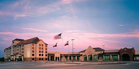 Suppertime at the Hampton Inn & Suites Mesquite tickets