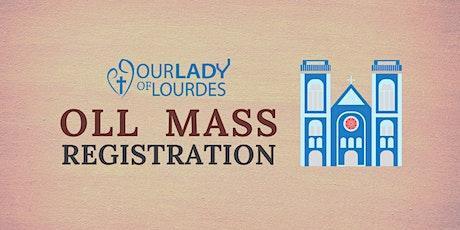 Mass (English) —  Saturday, 17 April 2021 - 6:00pm tickets
