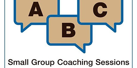 Small Group Coaching Session tickets