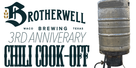 3rd Anniversary and Chili Cook-Off tickets