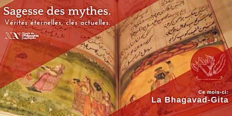 Sagesse des mythes. Vérités éternelles, clés actuelles. billets