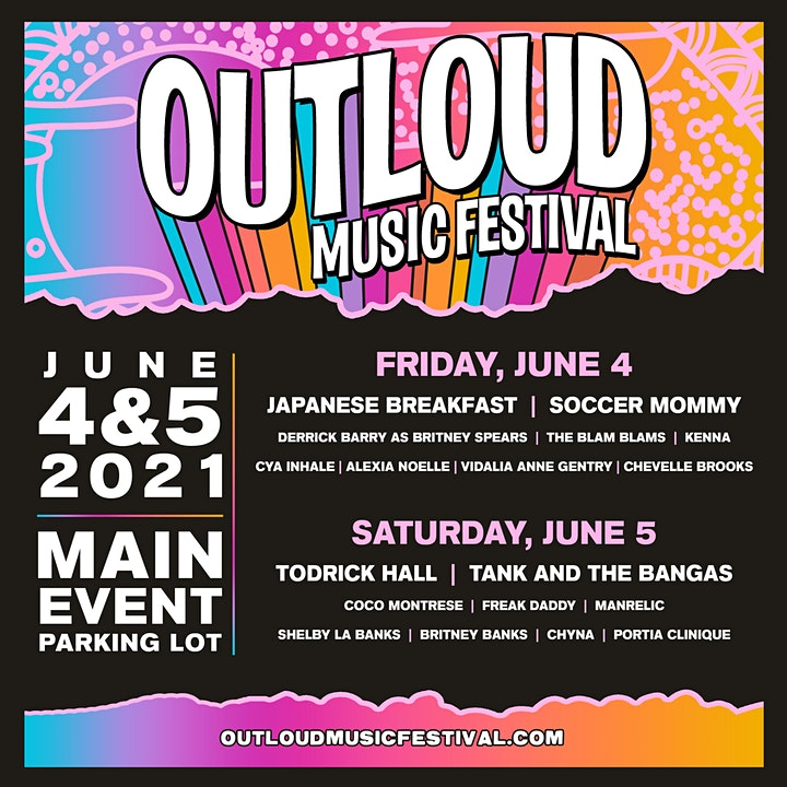 OUTLOUD Music Festival image
