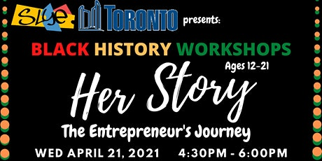 Her Story - The Entrepreneur's Journey tickets