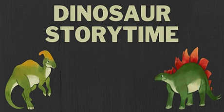 Dinosaur Storytime at the Library tickets