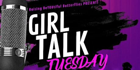 Free Virtual Girl Talk (Teens) tickets