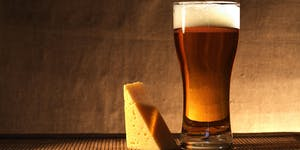 Beer + Cheese Tasting with Tap & Cheer Events