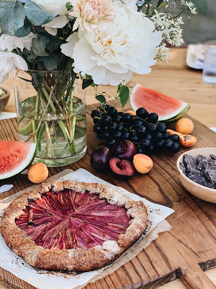 Community Table - a celebration of the seasons image