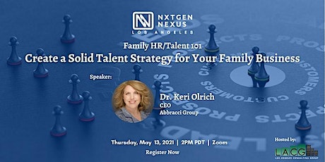 NGN-LA: Family HR/Talent 101 tickets