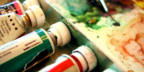 Watercolour Painting Session for beginners, LIVE on Zoom tickets