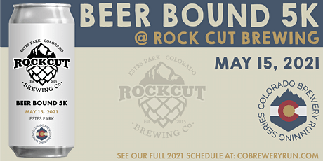 Beer Bound 5k | Rock Cut Brewing | Colorado Brewery Running Series tickets