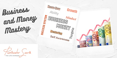 Business and Money Mastery tickets