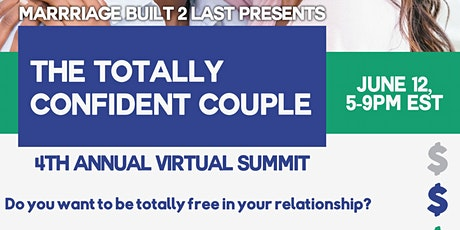 THE TOTALLY CONFIDENT COUPLE VIRTUAL SUMMIT tickets