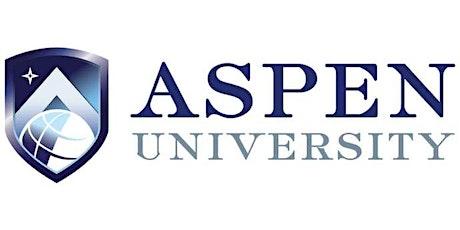 Aspen University - All Nursing Programs Information Session tickets