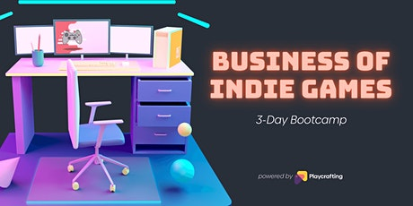 Business of Indie Games tickets