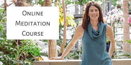 Learn to Meditate, anywhere anytime tickets
