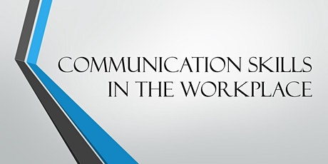 Communication Skills in the Workplace - Online - S Seattle College tickets