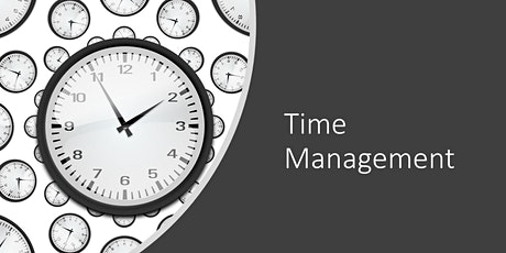 Time Management - Online - S Seattle College tickets