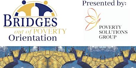 Orientation to Bridges (1-90 minute session) tickets