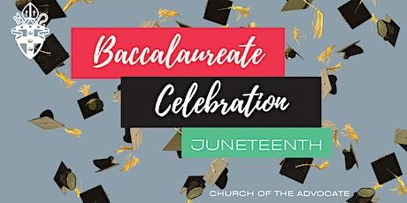 Baccalaureate 2021 Graduates tickets