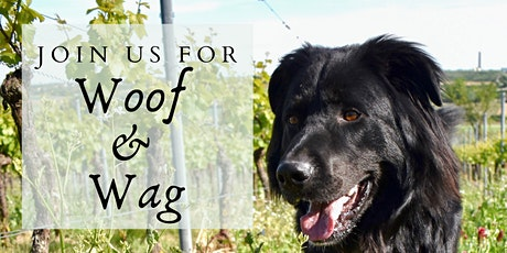 Woof and Wag at the Winery tickets