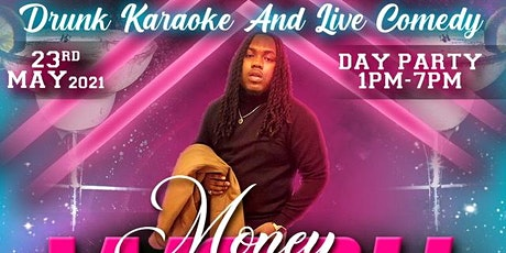 [Drunk Karaoke And Live Comedy] Presented By Wooh Money tickets