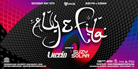 ALY & FILA @ TREEHOUSE MIAMI tickets