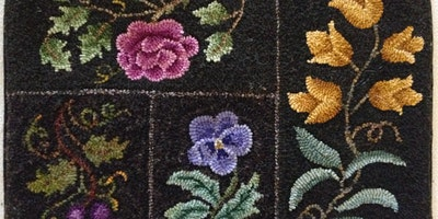 Techniques of Shading in Rug Hooking with Stephanie Allen-Krauss