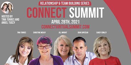 CONNECT Virtual Summit 2021 - Relationship & Team Building Series tickets