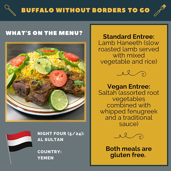 Spring into Buffalo Without Borders To Go! image