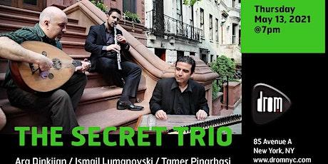 The Secret Trio tickets