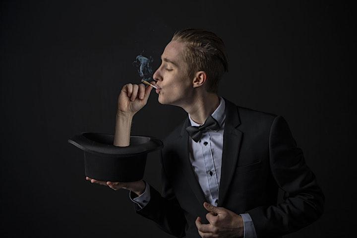 Smokus Pocus: A 420 Magic Show image