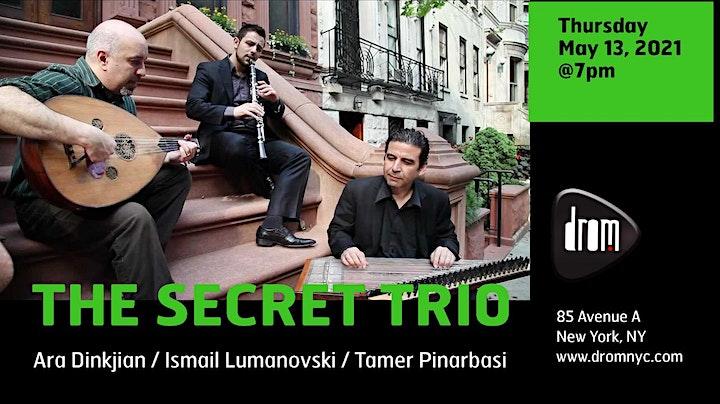 The Secret Trio image