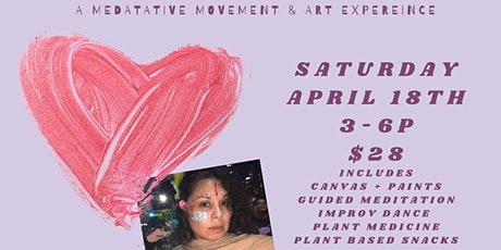 Paint + Plant Medicine tickets