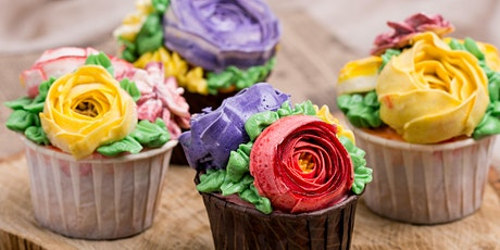 Make & Take: Decorate Cupcakes with Spring Flowers tickets