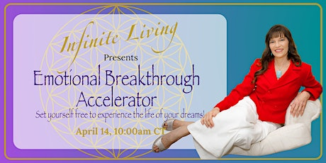 Emotional Breakthrough Accelerator tickets