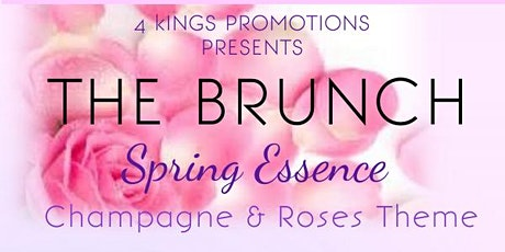 Spring Essence -The Brunch tickets
