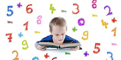 3 Webinars - Teach Maths to ASD Children   - for ASD parents tickets
