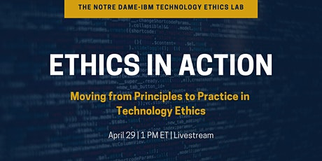 Ethics in Action: Moving from Principles to Practice in Technology Ethics tickets