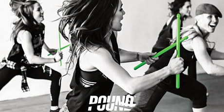 Pound® Fitness with Melody Mai - Virtual tickets