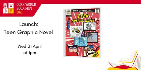Launch: Teen Graphic Novel tickets