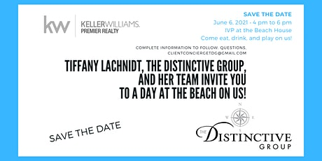 Save the Date - Client Appreciate Party  - IVP at the Beach House tickets