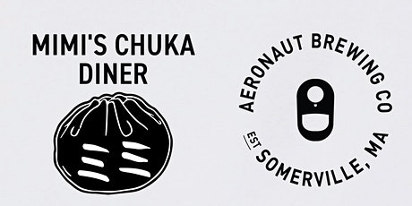 Mimi's Chuka Diner & AERONAUT collaboration tickets