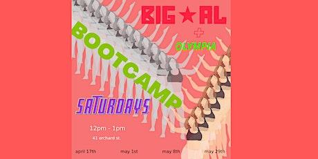Big Al's Bootcamp X Olympia Gallery tickets