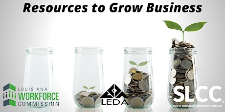 Resources to Grow Your Business: Grants to Train Your Team tickets