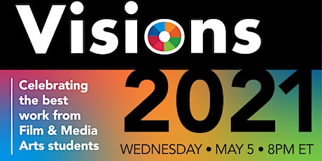 Visions 2021 Awards Ceremony tickets